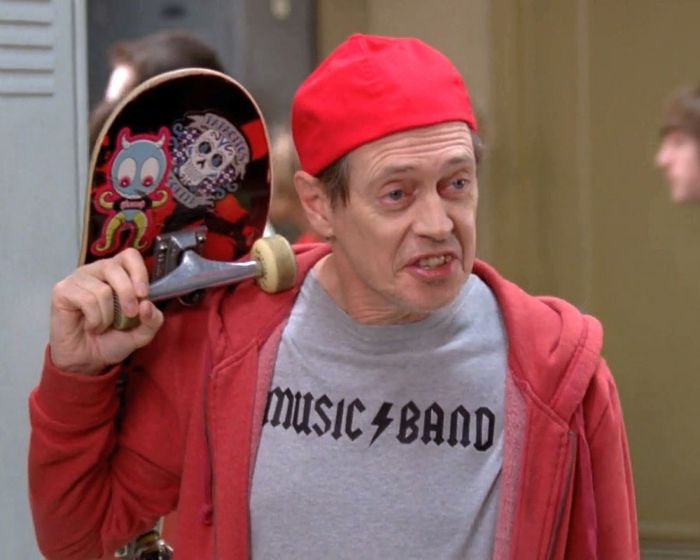 Fellow Kids Steve Buscemi