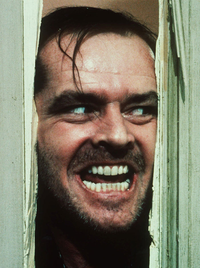Heres Johnny - Jack Nicholson